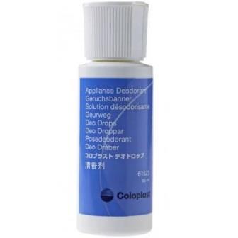 Нейтрализатор запаха для калоприёмников и мочеприёмников, 50мл Coloplast Нейтрализатор запаха для калоприёмников и мочеприёмников