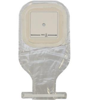 Калоприемник однокомпонентный mc2000, дренируемый, прозрачный (1уп (30шт)) Coloplast Калоприемник однокомпонентный mc2000 (10-80мм) мягкий зажим (30шт)