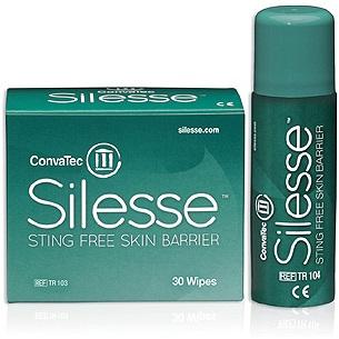 Защитная пленка для ухода за кожей вокруг стомы Silesse, объём 50мл (флакон с распылителем) Convatec Защитная пленка для ухода за кожей вокруг стомы Silesse