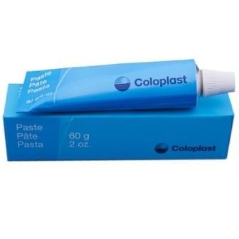 Паста для защиты кожи и герметичного приклеивания пластины 60г Coloplast Паста для защиты кожи и укрепления пластины