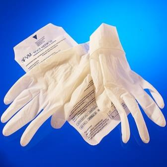 Перчатки латексные стерильные и не стерильные – купить ...
